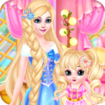 Princess And Baby makeup Spa for PC
