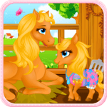 Pony Gives Birth Baby Games for PC