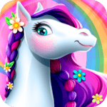 Tooth Fairy Horse - Caring Pony Beauty Adventure for PC