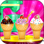 Cooking Ice Cream Cone Cupcake for PC