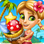 Tropic Trouble Match 3 Builder for PC