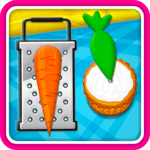 Baking Carrot Cupcakes - Coking Game for PC
