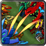 Dino Robot Battle Field for PC