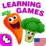 FUNNY FOOD 2! Educational Games for Kids Toddlers! for PC