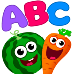 Funny Food! learn ABC games for toddlers&babies for PC