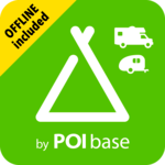 Camping.Info Navi by POIbase Campsites & Pitches for PC