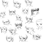 Anime Drawings for Beginners for PC
