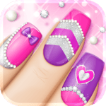 Fashion Nail Art Designs Game for PC