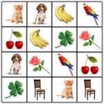 Brain game. Picture Match. for PC