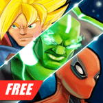 Superheroes Fighting Games Shadow Battle for PC