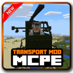 Transport mod for Minecraft for PC