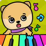 Kids piano for PC