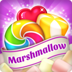 Lollipop & Marshmallow Match3 for PC