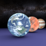Space 3D Live Wallpaper for PC