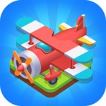 Merge Plane - Click & Idle Tycoon for PC