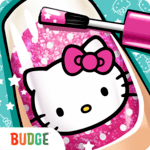 Hello Kitty Nail Salon for PC