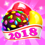 Crazy Candy Bomb - Sweet match 3 game for PC