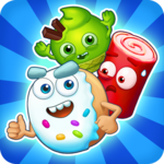 Sugar Heroes - World match 3 game! for PC