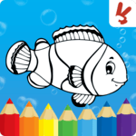 Coloring games for kids animal for PC