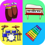 Music Instruments: Kids for PC