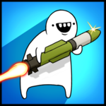 Missile Dude RPG: Tap Tap Missile for PC
