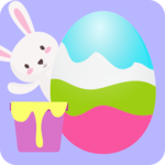 Easter Egg 3D Greetings Paint for PC