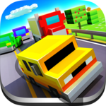 Blocky Highway: Traffic Racing for PC
