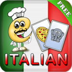 Italian Flashcards for Kids for PC