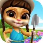 Emma the Cat Gardener: My Virtual Pet for PC