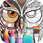 Coloring Book for family for PC