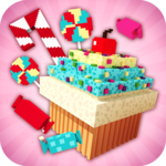 Candy Land Craft: Design & Building Game For Girls for PC