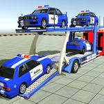 Car Transporter Truck Driver- Truck Parking Games for PC