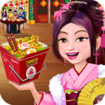 Chinese Food Court Super Chef Story Cooking Games for PC