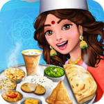 Indian Food Restaurant Kitchen Story Cooking Games for PC