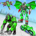 Real Robot Fighting Game - Gangster Crime City for PC