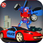 Police Robot Car Simulator for PC