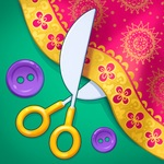 Fashion Dress up games for girls. Sewing clothes for PC