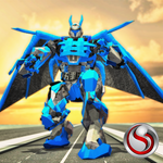 Dragon Robot Warrior Transformation Battle for PC