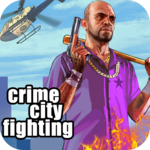 Crime City Fight:Action RPG for PC