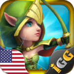 Castle Clash: Heroes of the Empire US for PC
