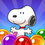 Snoopy Pop - Free Match, Blast & Pop Bubble Game for PC