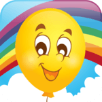 Baby Touch Balloon Pop Game for PC