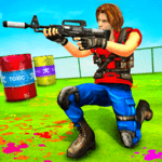 Paintball Shooting Battle Arena for PC
