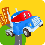 Car City World: Little Kids Play Watch TV & Learn for PC