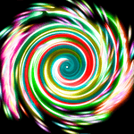 Glow Spin Art for PC
