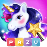 My Unicorn dress up games for kids for PC