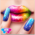 Glitter Makeup - Sparkle Salon for PC