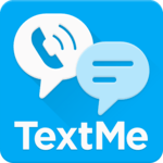 Text Me: Text Free, Call Free, Second Phone Number for PC