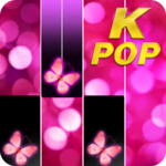 Pink Piano Music Tiles: KPOP for PC