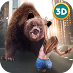 Hungry Bear City Attack Sim 3D for PC